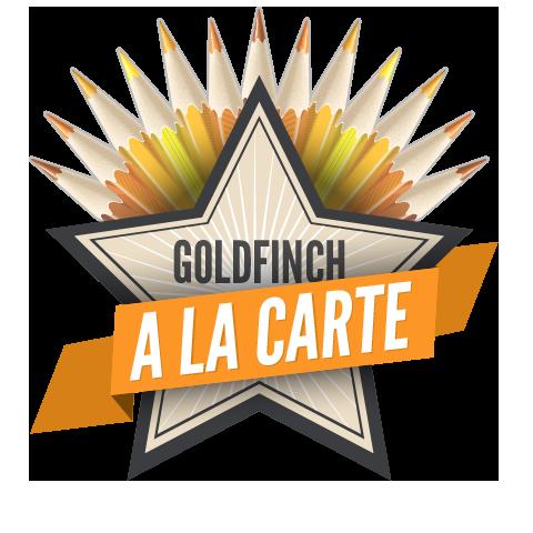 Goldfinch A LA CARTE