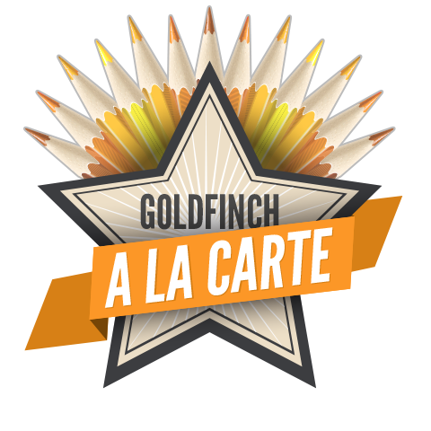 Goldfinch A LA CARTE Independent Publishing Paid Services