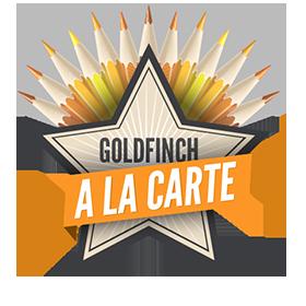 Goldfinch A LA CARTE Author